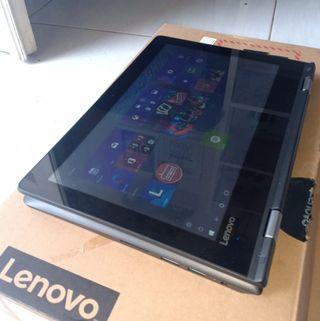 Laptop LENOVO YOGA 310 KABYLAKE N3350 LAYAR SENTUH