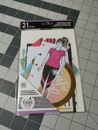 The Happy Planner Girl Inspiration Card