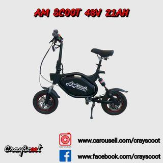 AM Scoot in stock for sales! Installment plab