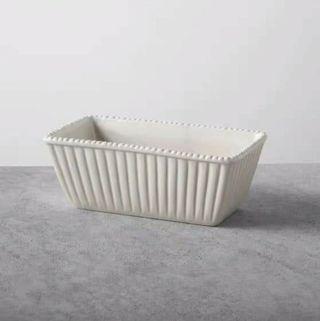 法式水珠條紋烤碗 小/大