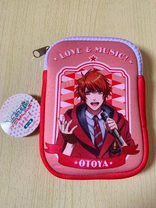 Uta no Prince Sama Anime Pouch (Otoya)