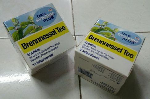 DM Nettle Tea / Brennnessel Tee 天然草本蕁麻葉子茶