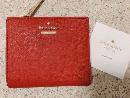 Kate Spade Wallet 短銀包 錢包
