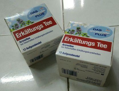 DM Cold Tea / Erkältungs Tee 天然草本感冒茶