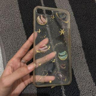Iphone 7/8+ galaxy case