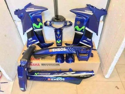 Coverset 125zr movistar original hly