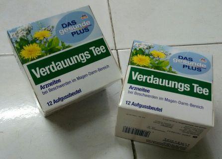DM Digestion Tea / Verdauungs Tee 天然草本消化茶
