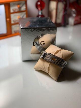🚚 D&G bracelet watch authentic