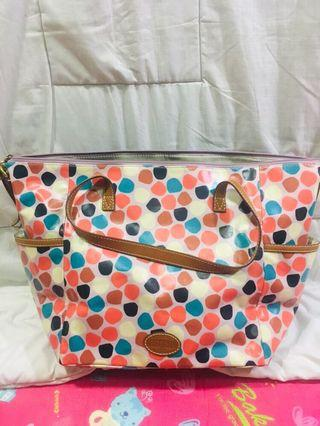 Fossil tote bags