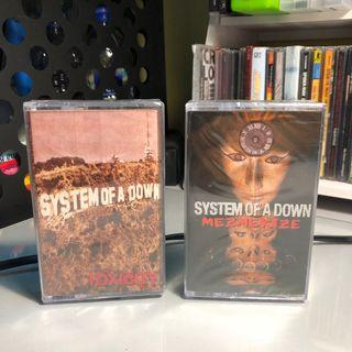 System Of A Down cassette