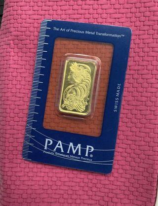 Swiss Gold Bar - 20g each ✅