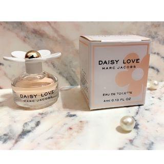 🚚 全新 Marc Jacobs Daisy LOVE 親愛雛菊女性淡香水 4ml 限量