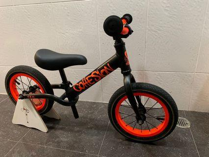 平衡車 Cohesion ca22 balance bike 連 schwalbe HS 140 軚 連車架