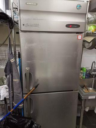 2 door ulright freezer for sale