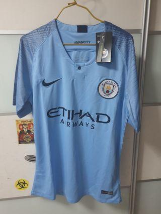 🚚 Manchester City Jersey 18/19