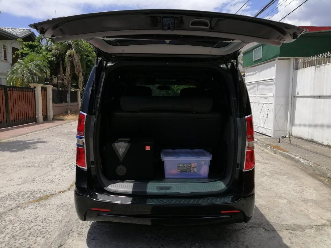 2015 Hyundai Starex VIP royal 4x4 Diesel AT CASH TRADEIN FINANCING