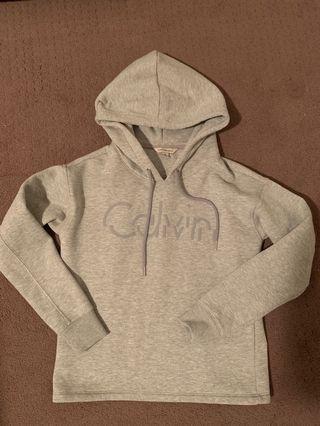 Calvin Klein hoodie size xs