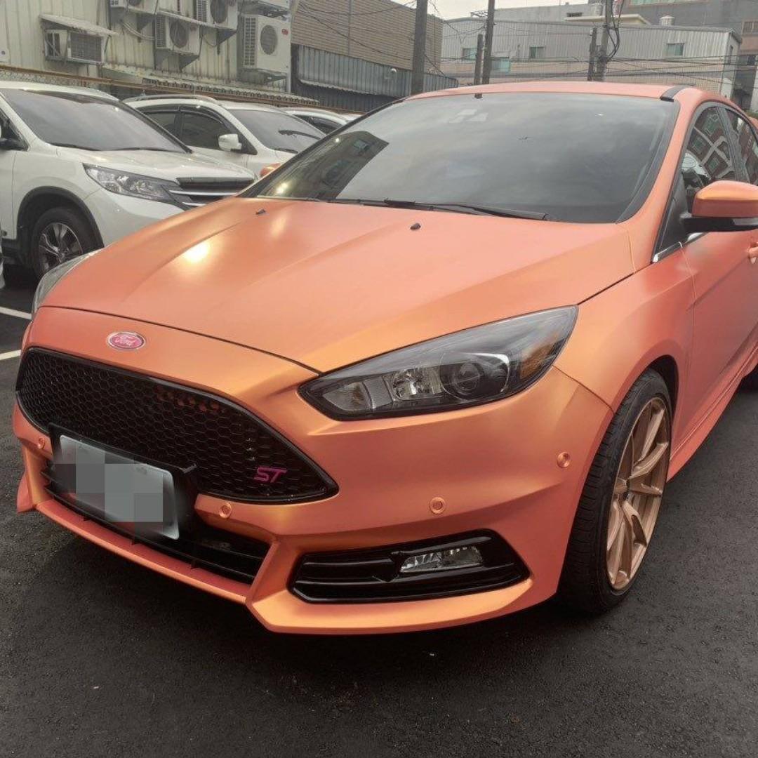 2018年 橘 福特FOUCS 1.5T 車況認證 秒殺車款