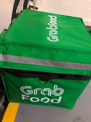 Grabfood Bag
