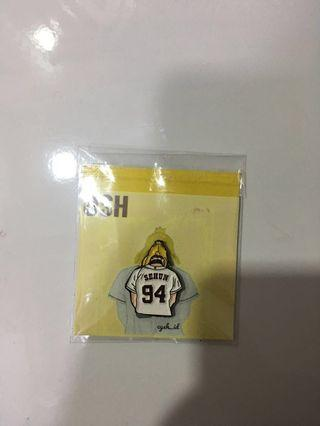 [PRICE REDUCED] Enamel Pin by cysh_id