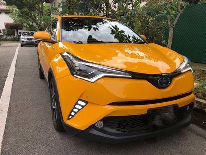 Toyota C-HR Hybrid 1.5G