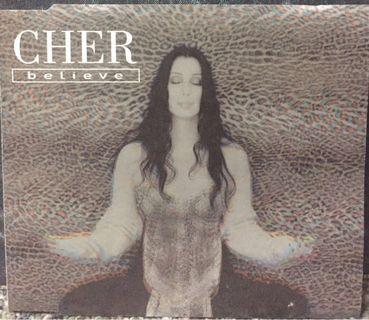 Cher - Believe (CD Single)