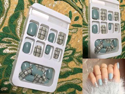 fake nail new ready