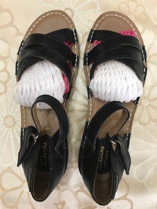 Clarks女涼鞋8.5全新