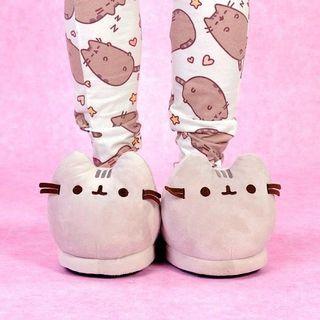 Pusheen Slippers