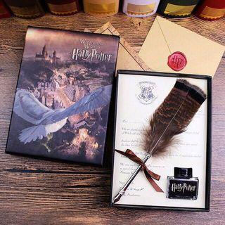 Harry Potter Quill Set