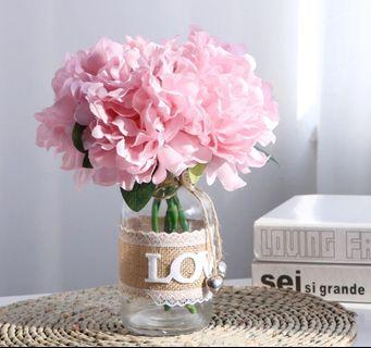 Artificial Flower vase set