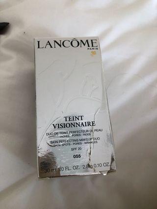 Lancôme teint visionnarie 055 foundation