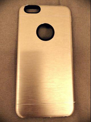 iPhone 6S Plus Brushed Gold Casing