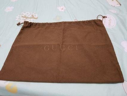 Gucci 防塵袋