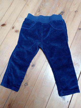 Mothercare Blue Jeans