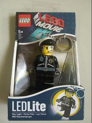 Lego The Lego Movie Bad Cop / Good Cop LEDLite LED Key Light Keyring