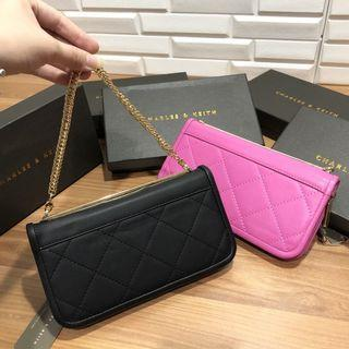 Charles & Keith Chain Wallet