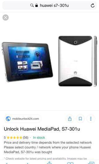 Tablet & cellphone Set