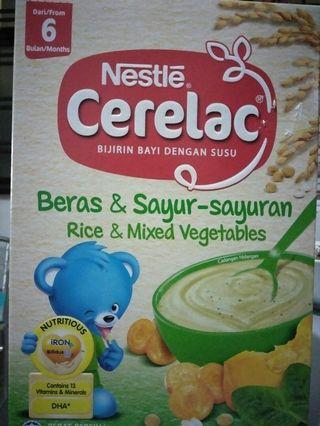 #MRTSengkang Cerelac Baby Cereal