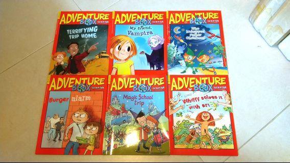Adventure Box (x6)