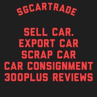 Sell car. Export car. Scrap car. Car consignment.