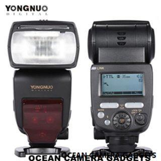 YONGNUO YN 685 TTL speedlight (YN-568EX Upgraded Version) YN685 flash for Nikon DSLR camera YN685-N speedlite
