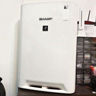 Sharp 水分空氣清新機KC-AE20 原價$3680 Sharp Moisture Air Purifier KC-AE20 Original Price$3680