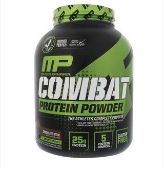 🚚 Musclepharm combat 高蛋白巧克力 4 磅