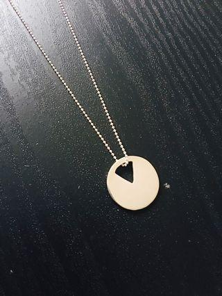Mase Jewelry 925 Silver Necklace