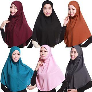 INSTANT TUDUNG FOR MUSLIMAH