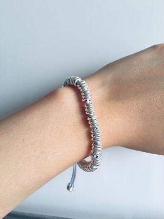 BN Fervor Montreal Silver Bracelet