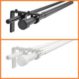 Curtain rod with installation 93393838