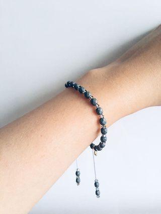 BN Fervor Montreal Grey Bracelet