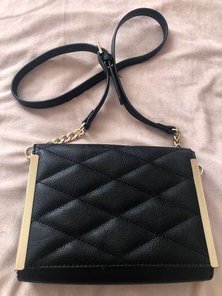 Forever New Crossbody Bag Black